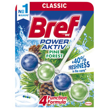 Bref WC Power Aktiv pine forest 50 g