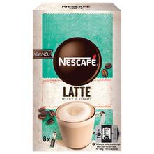 Nescafe Cappuccino Latte milky&foamy 120 g