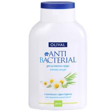 Olival Anitbacterial Gel za intimnu njegu kamilica čajevac 250 ml