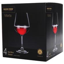 Maison Forine Marta Čaše za crno vino 460 ml 4/1