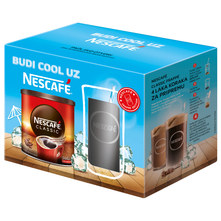 Nescafe Classic Instant kava 200 g + Staklena čaša 350 ml