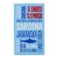 Jadranska sardina u umaku s povrćem 60 g