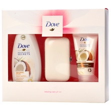 Dove Nourishing Secrets set