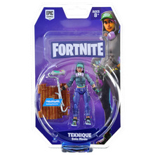 Fortnite Teknique Solo Mode Figura igračka