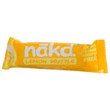 Nakd Bars Pločica energetska lemon drizzle 35 g