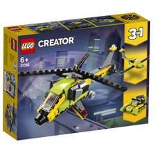Lego Pustolovina u helikopteru