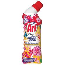 WC Arf Fresh & Clean Sredstvo za čišćenje wc školjke hello sunshine  700 ml