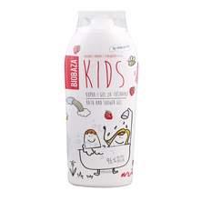 Biobaza Kids Kupka i gel za tuširanje jagoda i smokva 250 ml