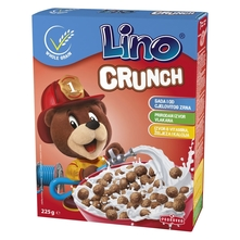 Lino Crunch pahuljice 225 g