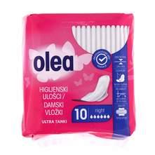 Olea night flexi higijenski ulošci 10/1
