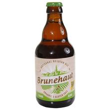 Brunehaut Blonde Svijetlo bezglutensko pivo eko 330 ml