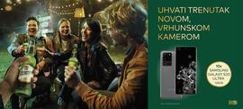 Velika nagradna igra: Osvoji Samsung Galaxy S20 Ultra mobitel