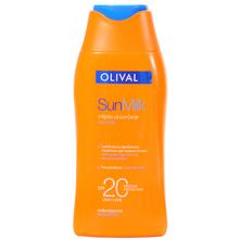 Olival SunMilk SPF 20 Mlijeko za sunčanje 200 ml