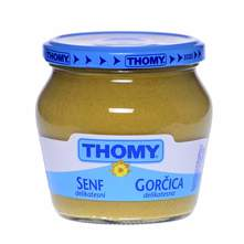 Senf blagi 400 g Thomy