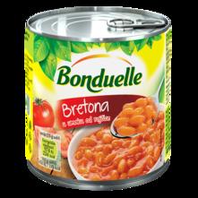 Bonduelle Bretona Bijeli grah u umaku od rajčice 200 g