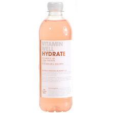 Vitamin Well Hydrate Niskoenergetsko piće okus rabarbara i jagoda 500 ml