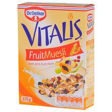 Dr.Oetker Vitalis Fruit muesli 375 g