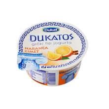 Dukatos Grčki tip jogurta naranča cimet 150 g