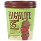 Highlife Sladoled malina čokolada brownie 460 ml