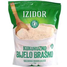 Izidor Kukuruzno bijelo brašno 1 kg