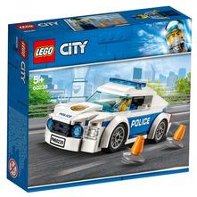 Lego Policijski patrolni automobil