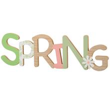 Spring dekorativni natpis 40x11,1x1 cm