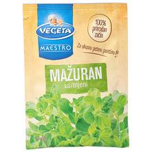 Vegeta Maestro Mažuran usitnjeni 6 g