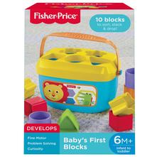 Fisher Price Prva dječja geometrijska tijela