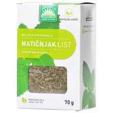Agristar Čaj matičnjak list 70 g