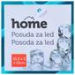 Home Posuda za led razne boje 21,5x3x11 cm