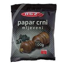 Agz Papar crni mljeveni 100 g
