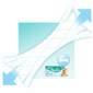 Pampers Fresh Clean Vlažne maramice 4x64 kom