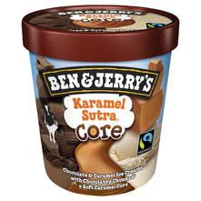 Ben&Jerry's Sladoled karamel sutra core 465 ml