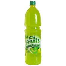 Juicy Fruits zelena jabuka 1,5 l