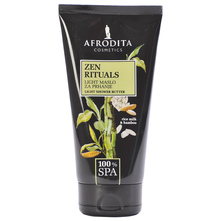 Afrodita Zen Rituals Light maslac za tuširanje rice milk & bamboo150 ml