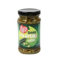Poco Loco zelene Jalapeno papričice 220 g