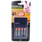 Duracell punjač baterija CEF14 + baterije