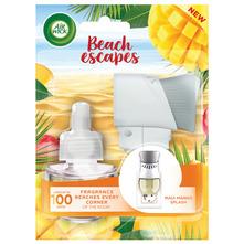 Airwick Beach Escapes Električni osvježivač maui mango splash 19 ml