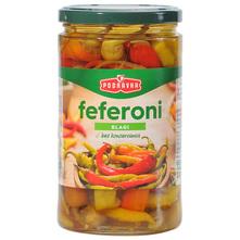 Podravka Feferoni blagi 270 g