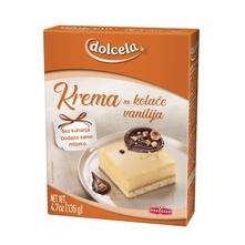 Dolcela krema za kolače vanilija 150 g