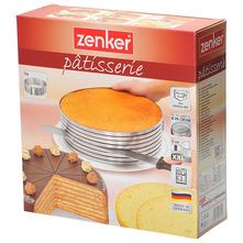 Zenker Pomagalo za rezanje biskvita za torte 26/28 cm