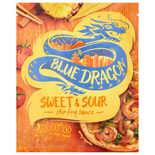 Blue Dragon Sweet & Sour Kineski umak rajčica, rižin ocat, sok ananasa i đumbir 120 g