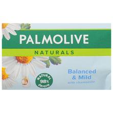 Palmolive Naturals Čvrsti sapun balanced & mild with chamomile 90 g