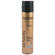 Syoss keratin style perfection lak za kosu 300 ml