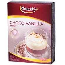 Dolcela Desert choco vanilla 110 g