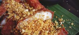 Pečeno carsko meso s čipsom od češnjaka