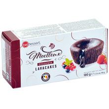 Beldessert Lava cake chocolate 2x90 g