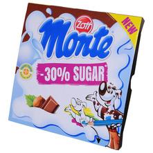 Zott Monte Mliječni desert s čokoladom i lješnjacima 4x55 g