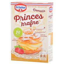 Dr.Oetker Princes krafne s kremom okusa vanilije 310 g