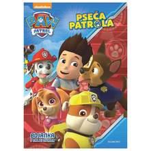 Paw Patrol Pseća patrola-Bojanka s naljepnicama